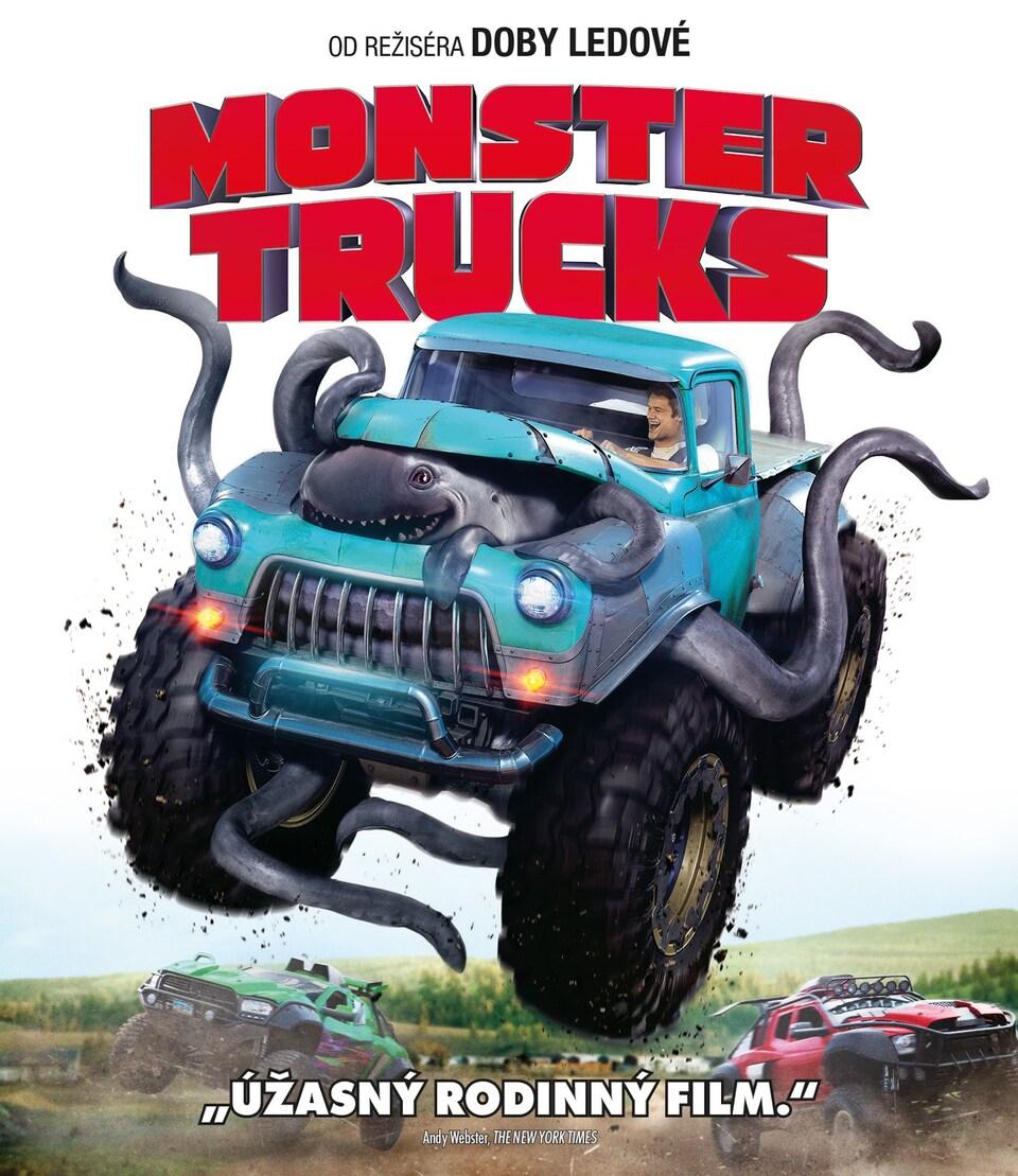 Film Monster Trucks: Divoká jízda