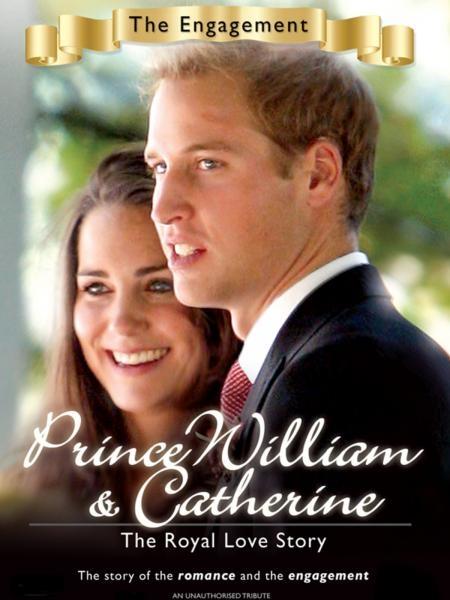 William a Kate: Královské zásnuby