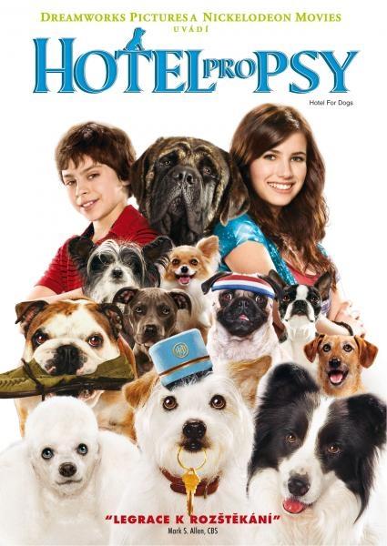 Film Hotel pro psy