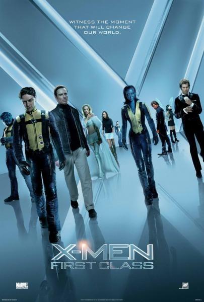 X-Men: Prva generacija