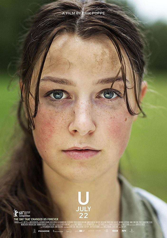 Film Utoya, 22. července