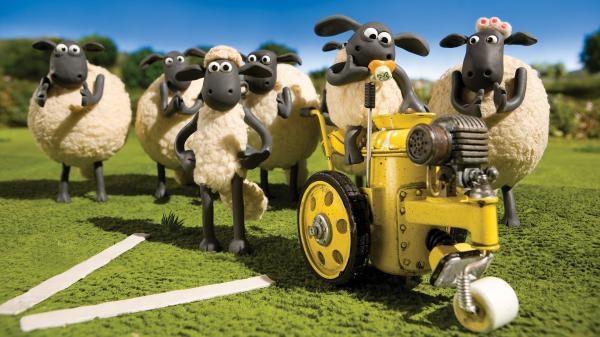 Shaun the Sheep 4