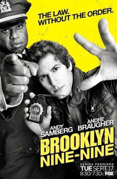 Seriál Brooklyn 99