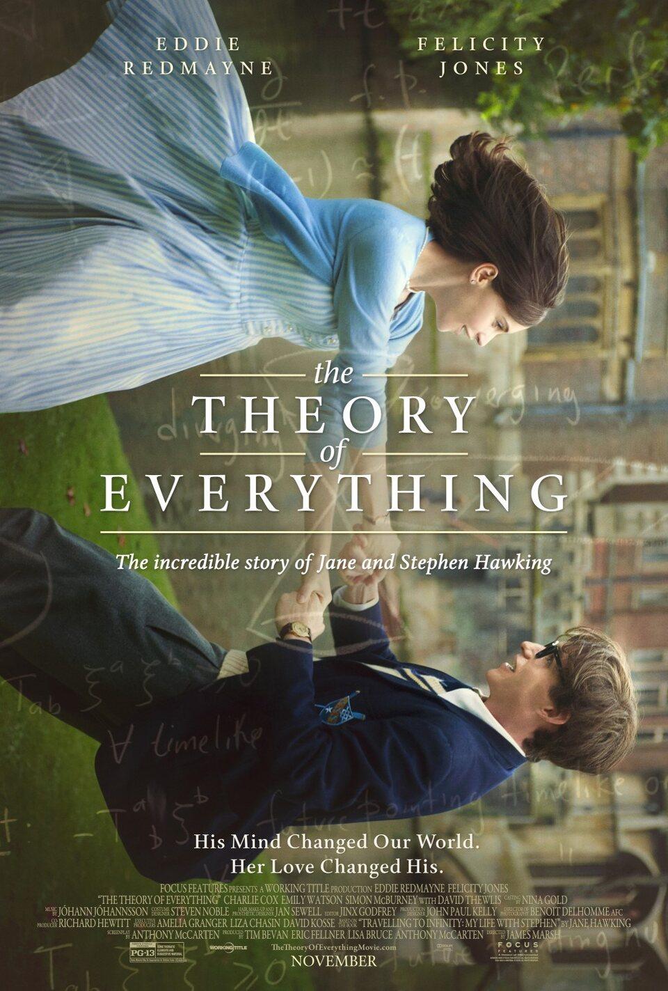 Film Teorie všeho