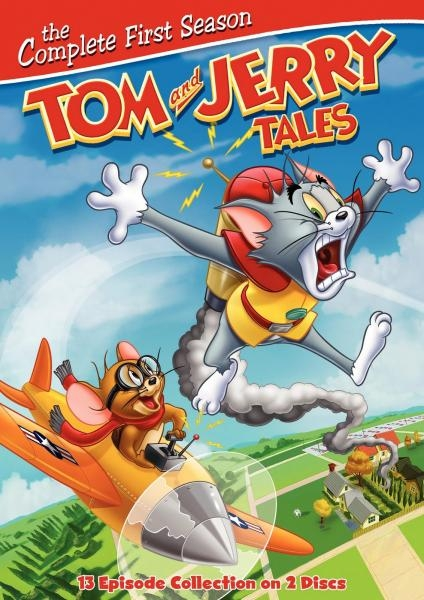 Příběhy Toma a Jerryho