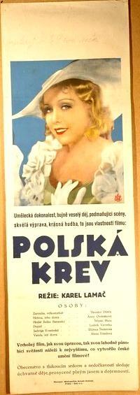 Film Polská krev