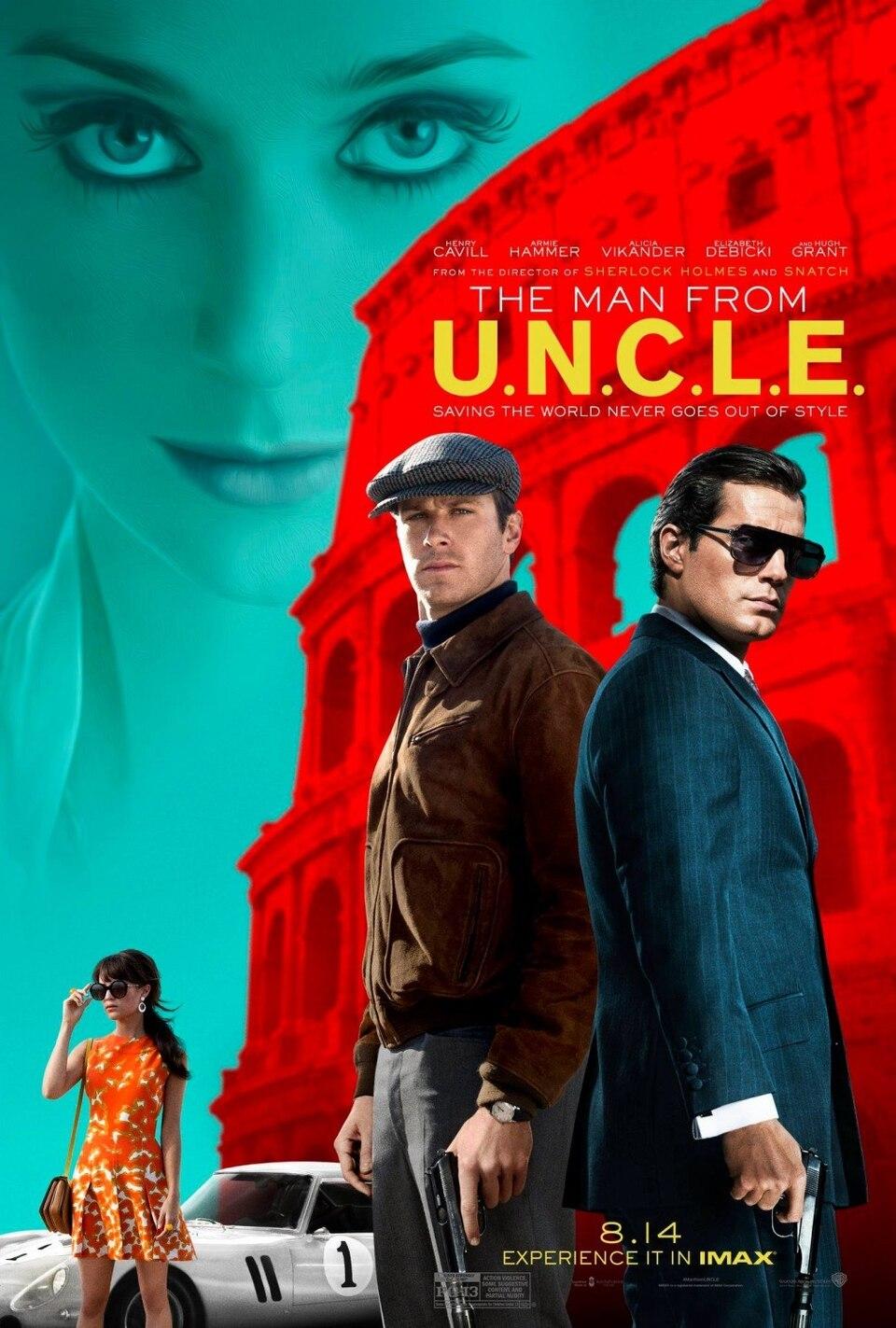 Film The Man from U.N.C.L.E.