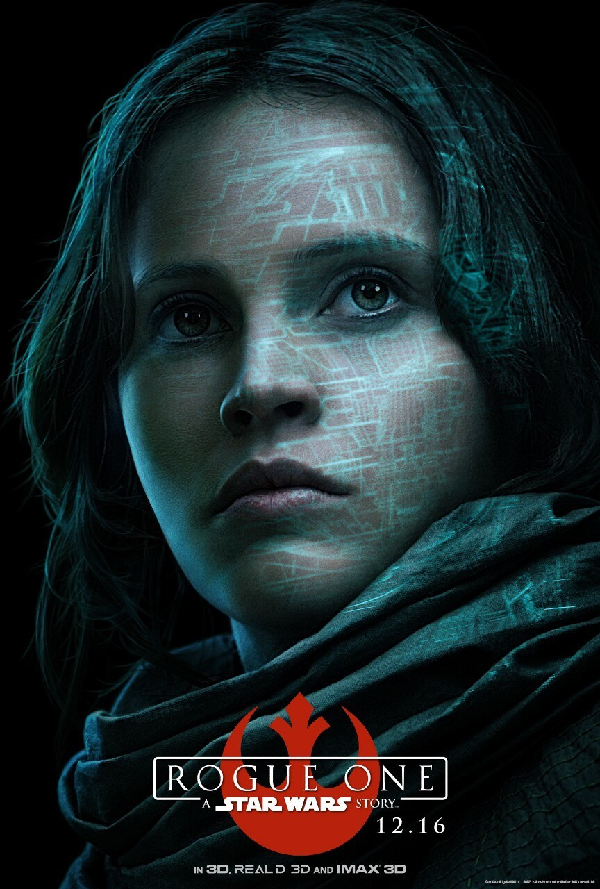 Film Rogue One: Star Wars Story