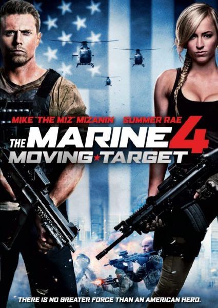 Film Vojak 4: Pohyblivý cieľ