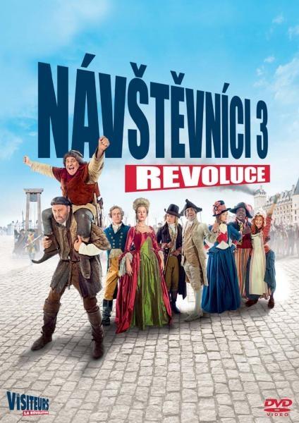 Film Les Visiteurs: La Révolution