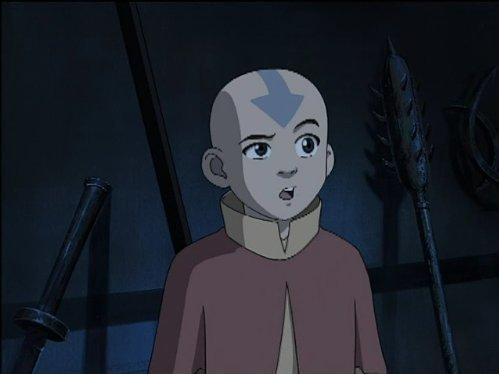Avatar: Legenda o Aangovi  (1)
