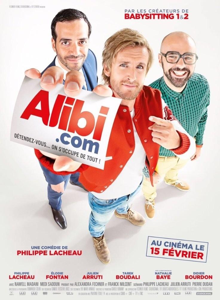 Film Alibi na klíč