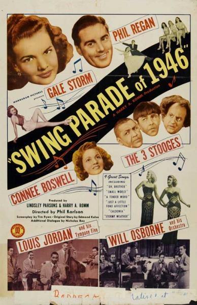 Film Parádní Swing