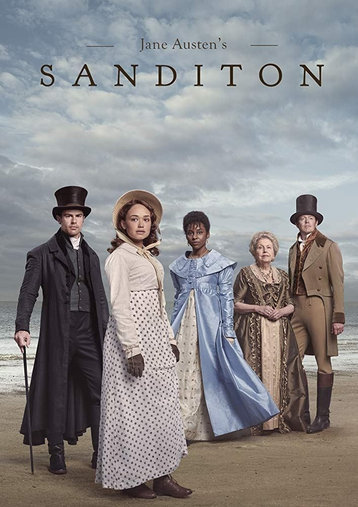 Seriál Sanditon