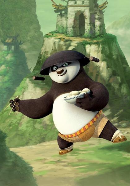 Kung Fu Panda: Legendy o mazáctve
