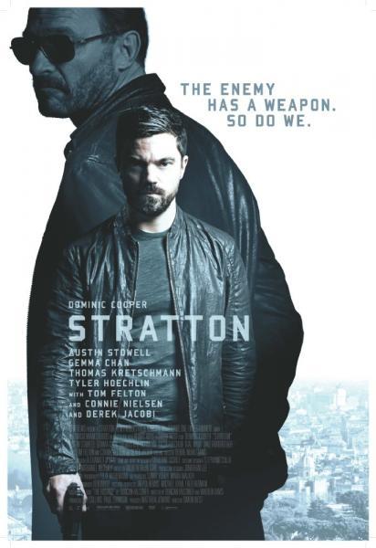 Film John Stratton: V první linii