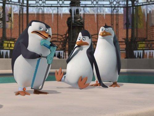 Tučňáci z Madagaskaru  I (20)