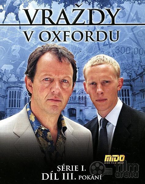 Vraždy v Oxfordu