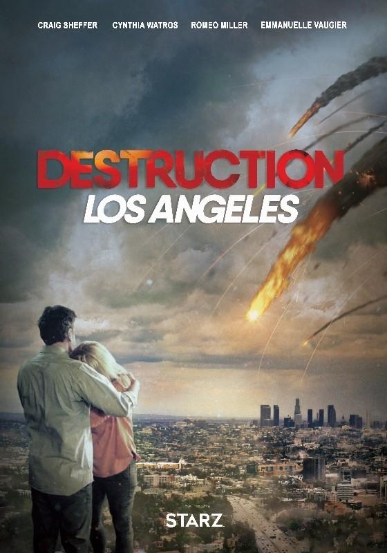 Film Vulkán v Los Angeles