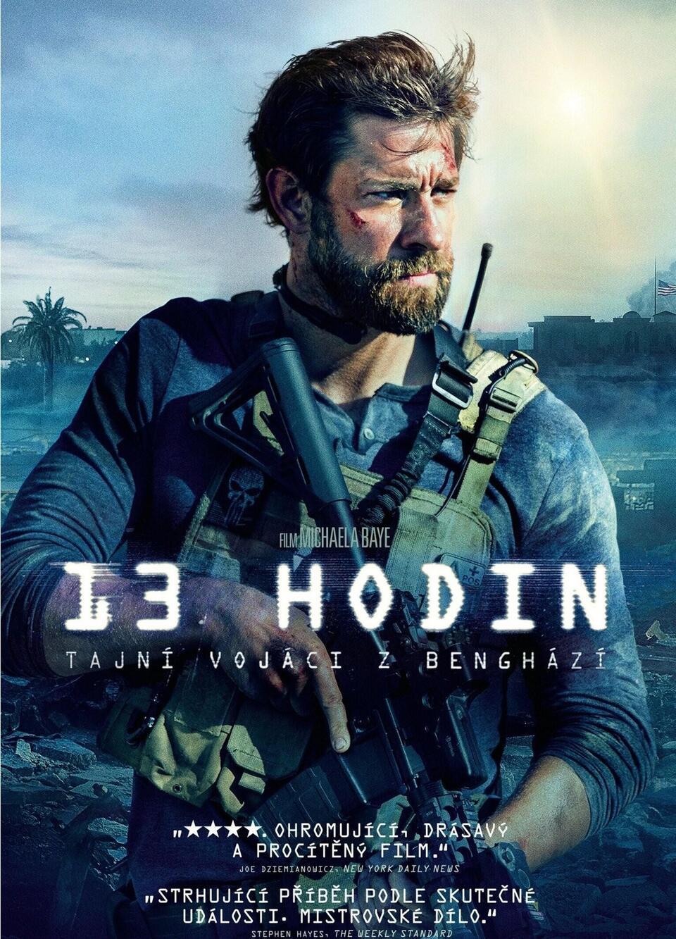 Film 13 hodin: Tajní vojáci z Benghází