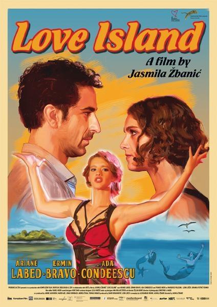 Film Ostrov lásky