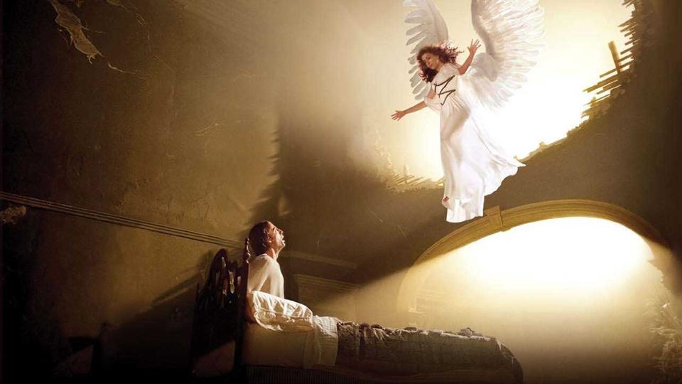 Seriál Andělé v Americe