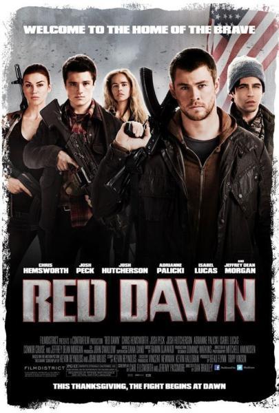 Film Rudý úsvit: Nová krev