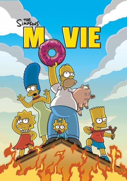Film Simpsonovi ve filmu