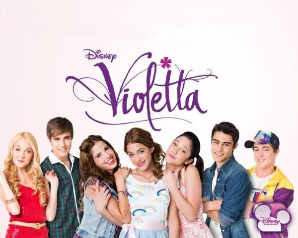 Seriál Violetta 3. évad