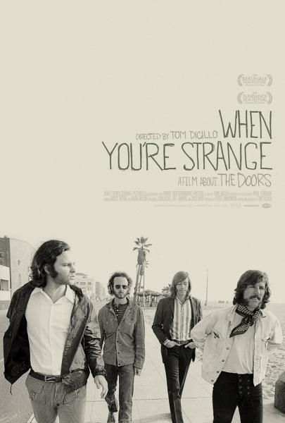 """Doors - """"When you're strange"""""""