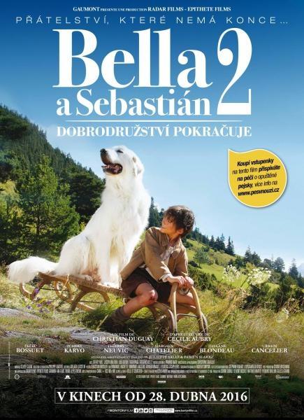 Bella a Sebastián 2