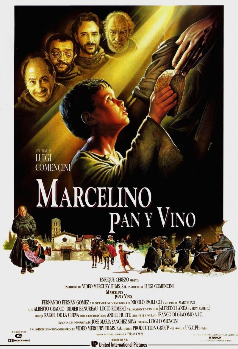 Film Marcelino, chlieb a víno