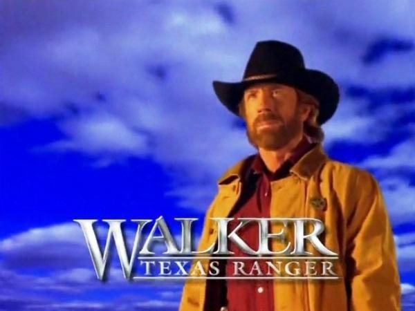 Seriál Strażnik Teksasu
