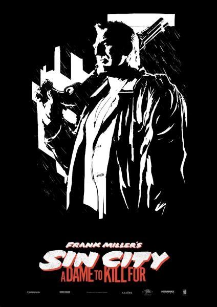 Sin City: Ženská, pro kterou bych vraždil