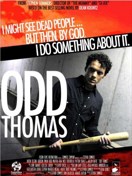 Film Neobyčejný Odd Thomas