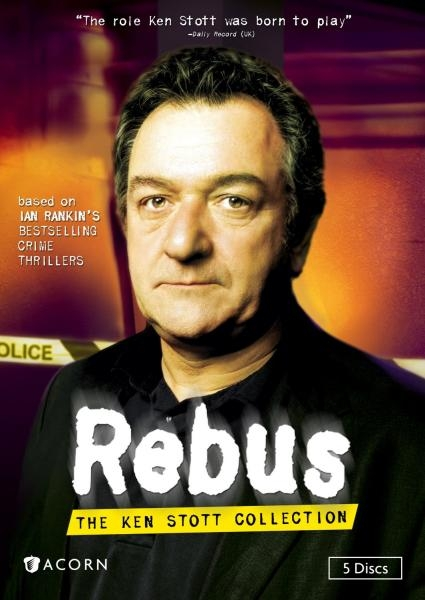 Series Inspektor Rebus: Důvod k vraždě