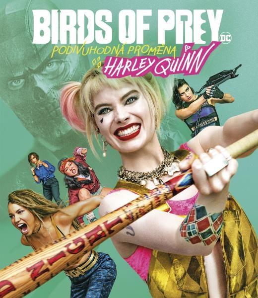 Vtáky noci a fantastický prerod jednej Harley Quinn