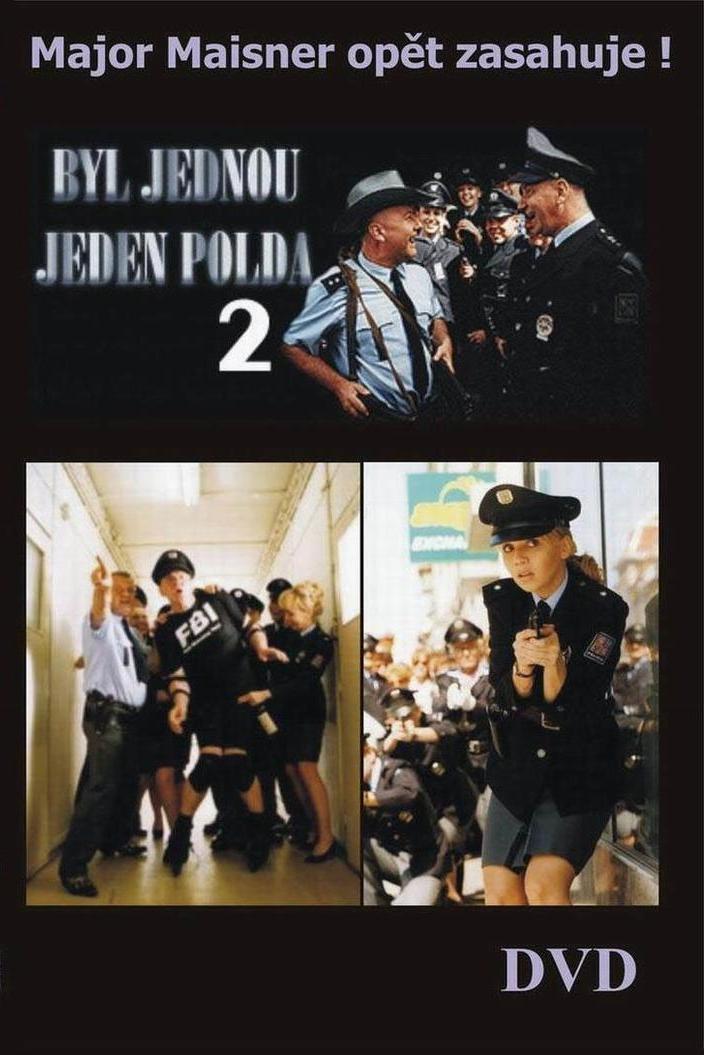 Film Byl jednou jeden polda 2: Major Maisner opět zasahuje!