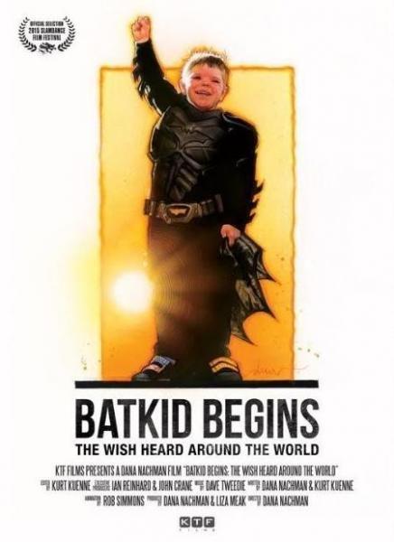Dokument Batkid začíná