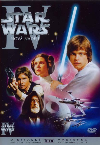 Star Wars: Epizoda IV - Nová naděje