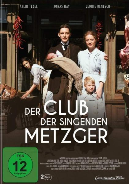 Seriál Klub spievajúcich mäsiarov