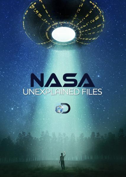 Dokument Neobjasněná akta NASA