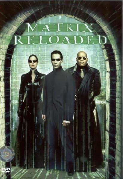 Film Matrix Reloaded