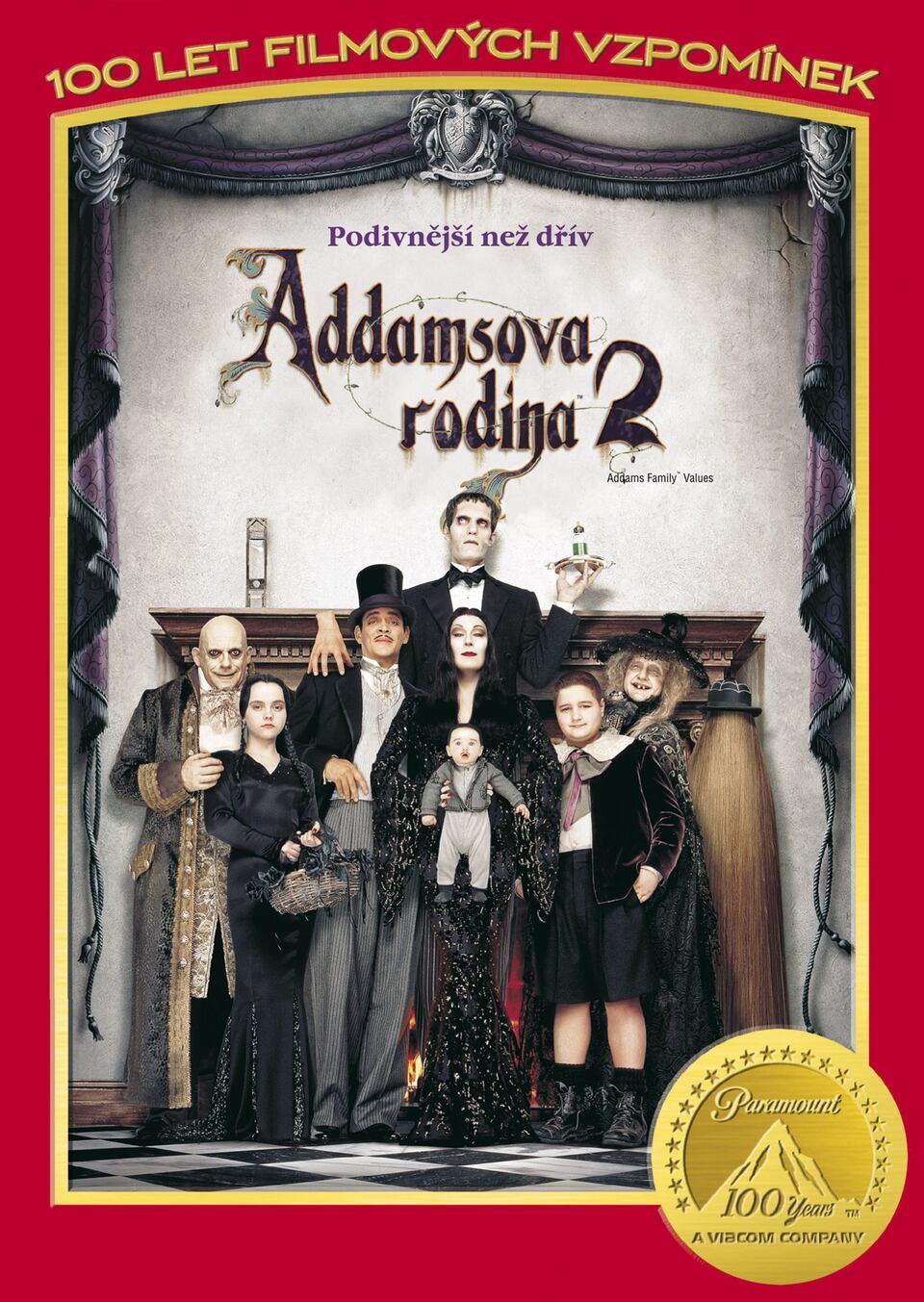 Film Addamsova rodina 2