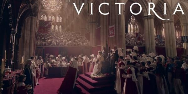 Seriál Kráľovná Viktória