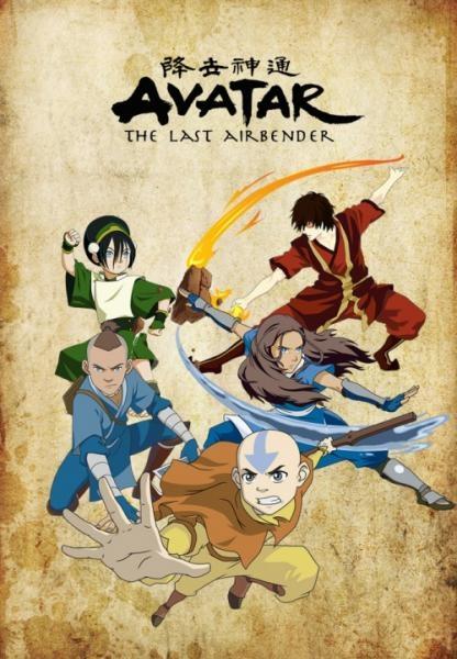 Avatar: Legenda o Aangovi