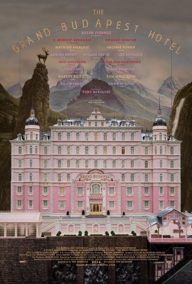 Film Grandhotel Budapešť