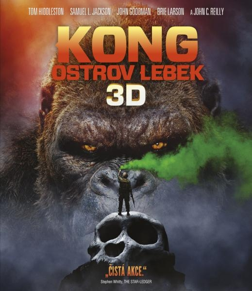 Film Kong: Ostrov lebek
