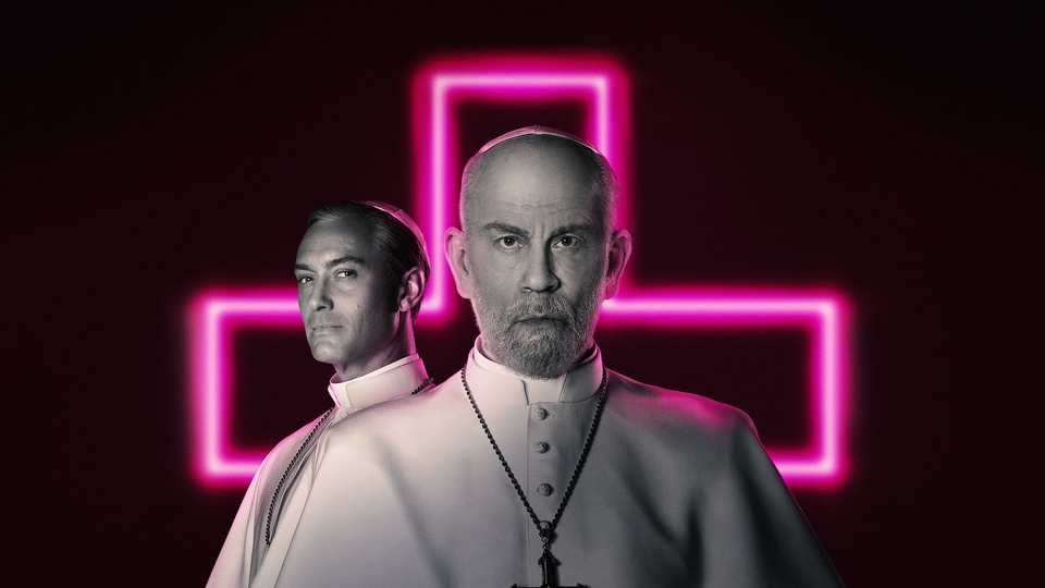 Seriál Nový papež
