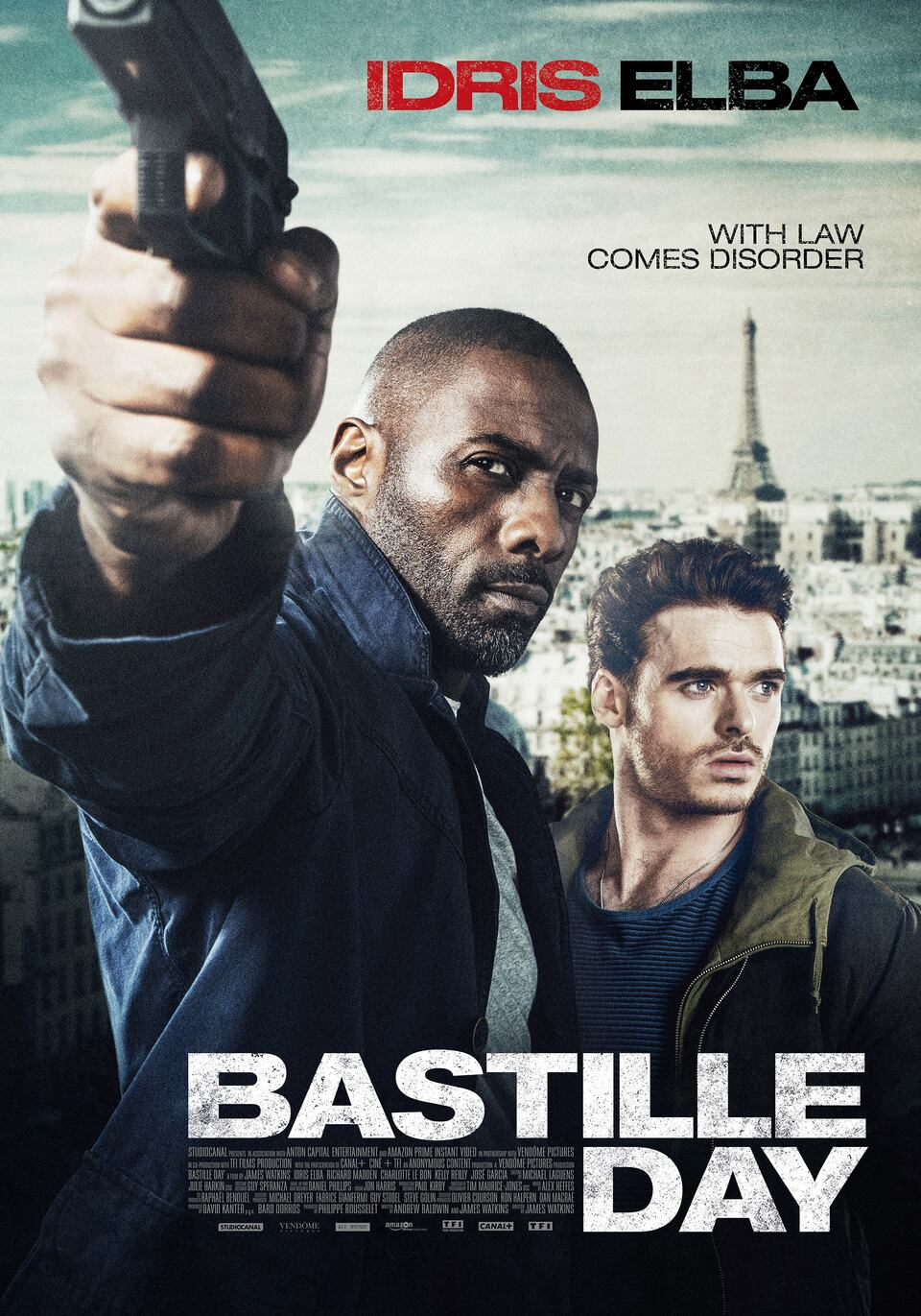 Film Den dobytí Bastily